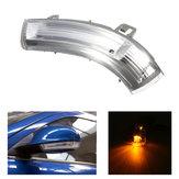 Indicatore specchietto laterale di direzione LED lampadina lente per VW Golf Jetta Passat di