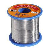 300g de 0.5 mm soldeing fio do fio de soldadura 63/37 estanho-chumbo 2.0% fluxo de rolo