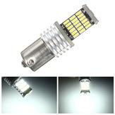 1156 BA15S P21W 7507 4014-SMD LED branco LED lâmpadas para DC12V do sinal de mudança