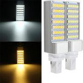 G23 7w 35 cms 5050 LED lumière non-dimmable blanc chaud / blanc ampoule 85-265V
