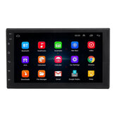 7200C 7 дюймов 2 Din для Android 8.1 Авто MP5 Player 4 Core 1 + 16GB Stereo Радио GPS Поддержка WIFI Автоema
