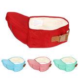 Multi-Funktionen Atmungsaktive Babytragen Taille Hocker Hipseat Gürtel Rucksack Säugling Hüfte Sitz 25kg Für 0-36 Monate Kleinkind