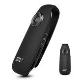 Mini caméscope numérique DV HD 1080P 130° caméra vidéo enregistreur vocal pour moniteur de sécurité à domicile Police Sport moto vélo