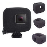 1 PC Sponge Windshield Black untuk Gopro Hero 5/6/7 Sport Camera