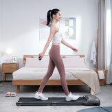 [EU DIRECT] WalkingPad C1 Esteira dobrável Modos manuais / automáticos Tapete de caminhada Esportes antiderrapantes Aptidão Máquina de caminhar com aplicativo da Xiaomi Youpin