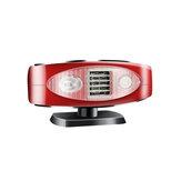 Электрический Авто Нагреватель Дефростер 12 В / 24 В 120 Вт 2 в 1 Вентилятор охлаждения и теплого воздуха Быстрый нагрев