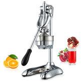 Roestvrijstalen handleiding handpers juicer knijper citrus citroen sinaasappel granaatappel vruchtensap extrac