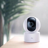 [SE Version] Xiaomi Mijia 1080P Smart IP Camera 360 ° Horizontal Rotatable APP Remote Control IR Night Vision Security Monitor