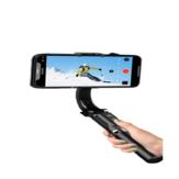 H202 Palmare anti-shake Gimbal Supporto per telefono cellulare live Stabilizzatore palmare ad asse singolo per treppiede