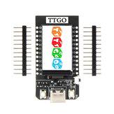 LILYGO® TTGO T-Display ESP32 CH9102F CH340K Módulo bluetooth WiFi 1,14 polegadas LCD placa de desenvolvimento