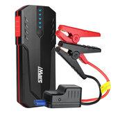 iMars J06 2000A 22000mAh Portable Car Jump Starter Powerbank Emergency Battery Booster QC3.0 Fast Charging Power Bank with LED Flashlight USB Port