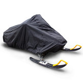 Waterproof Snowmobile Cover For Snowmobiles 145x51x48