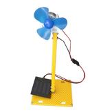 DIY Solar Fan Kit voor Science Education Model Education Toys Kids Intelligente Exploitatie