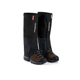 Naturehike Hiking Sneeuw Slobkousen Schoenen Cover Waterdichte Fleece Legging Slobkousen Vuil Regen Proof Boot Protector