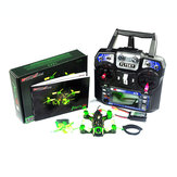 Happymodel Mantis85 85mm RC FPV Racing Drone RTF con Supers_F4 6A BLHELI_S 5.8G 25MW 48CH 600TVL
