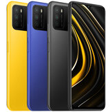 POCO M3 Global Version 48MP Potrójny aparat 6000 mAh 6,53 cala 4 GB RAM 64GB ROM Snapdragon662 Octa Core 4G Smartphone