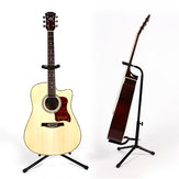 Guitare pliable Stand Holder pour guitare Bass Player