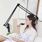Lit de bureau bureau cuisine 360 degrés Rotation Flexible paresseux long bras support de téléphone support de tablette pour tablette de téléphone intelligent