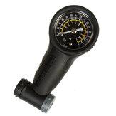 GIYOGG-05160PSIMiniFahrrad Reifen Luftdruckprüfer Luft Reifen Meter Messung F / AV Fahrrad Reifen Luft Barometer