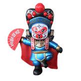 中国の四川オペラの顔が人形のおもちゃのギフトを変える
