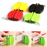Portable Mini Sharpen Stone Cutter Sharpener Grindstone Tool Kit