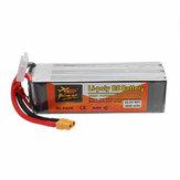 POD DE ZOP 22.2V 3500mAh 80C 6S Lipo Bateria Com O Plugue XT60