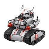 スマートロボットブルートゥース4.0プログラマブルブロックトラックカーキットサポートスマートフォンコントロール