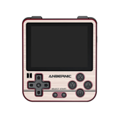 ANBERNIC RG280V 16GB 7000 Games Retro Game Console com 16GB TF Card PS1 CPS1 GBA MD Mini Handheld Game Player 2.8 polegadas IPS HD Screen