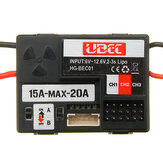UBEC HG P801 P802 1/12 2.4G 8X8 Rc Car Parts Voltage Stabilizer HG-BEC01