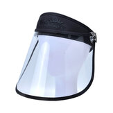 Protection Safety Face Shield Protective Cover Sunshade Windproof Anti-Fog Dustproof Non-removable Fisherman Fishing Hat