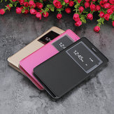 Bakeey Flip With Window Shockproof PU Leather Full Body Cover Protective Case for Xiaomi Redmi Note 7 / Redmi Note 7 PRO