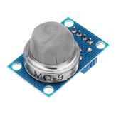 MQ-9أولأكسيدالكربونالقابلللاشتعال CO المستشعر وحدة الغاز المسال للكشف عن الوحدة الإلكترونية للكشف عن الوحدة Geekcreit لاردوينو -