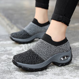 Women Casual Mesh Cushioned Shoes