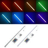 8.64W 50CM 5050 36SMD RGB LED Aluminum Alloy Shell Under Cabinet Strip Hard Light DC12V