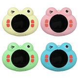 H312 Bambini fotografica Cute Frog Animal 1.54 pollici HD Schermo grandangolare 120 ° Con giochi da tavolo Novità Giocattoli