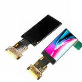 0,96 Inch HD RGB IPS LCD Pantalla Pantalla SPI 65K a todo color TFT ST7735 Dirección IC del variador ajustable