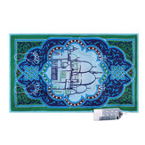 Electronic Worship Blanket Meditation Pilgrimage Carpet for Home