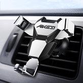 Gravity Linkage Uchwyt samochodowy Air Vent Uchwyt obrotowy 360 ° Stojak uniwersalny do iPhone'a XS Samsung S10