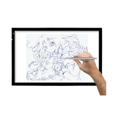 Huion A2 LED Light Pad Tracing Copy Board Ultra dunne lichte pads Professionele animatie Tracing Light Boxes Panelen Tekenen