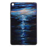 TPU Back Case Cover Tablet Case voor Mipad 4 Plus - Sunset-versie