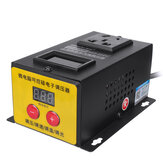 AC 0-220V 4000W Régulateur de tension variable Power Drill Power Speed Fan Control Controller RA