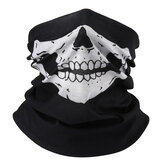 4Pcs Skull Multi Purpose Head Wear Hat Scarf Face Mask Cap