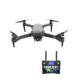 K20 5G WIFI 1KM FPV avec caméra 4K HD GPS Flux optique double positionnement 25 minutes de temps de vol Drone RC sans balais Quadricoptère RTF