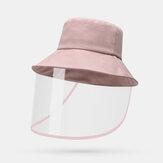 Anti-fog Chapéu unisex unisex balde de óculos de proteção Chapéus