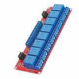12V 8-канальный модуль реле оптронного триггера уровня Geekcreit для Arduino - продукты, которые работают с официальными платами Arduino