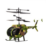2CH USB Charging Remote Control RC Helicopter RTF for Children Outdoor Toys
