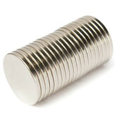20pcs N52 20mm x 2mm Strong Disc Magnets Rare Earth Neodymium Magnet