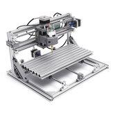 3018 3-Achsen-Mini-DIY-CNC-Fräser Standardspindelmotor Holzstichmaschine Fräsgraveur