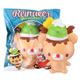 Yummiibear Reindeer Squishy Melon Scented Licensed By Creamiicandy x Puni Maru