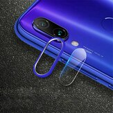 Bakeey™ Anti-scratch Metal Circle Ring + Tempered Glass Phone Camera Lens Protector for Xiaomi Redmi Note 7 / Note 7 Pro Non-original
